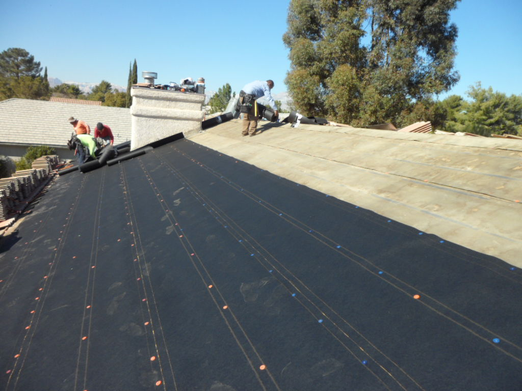 Tile Re-Roof 3