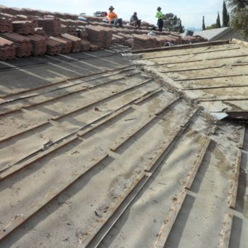 Tile Re-Roof 1