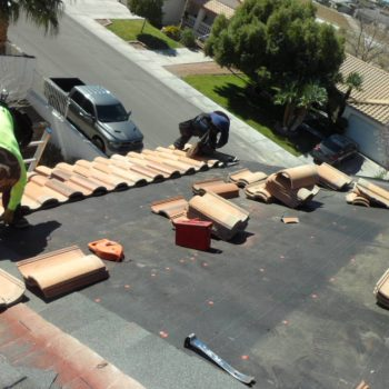 Tile Re-Roof 4.5