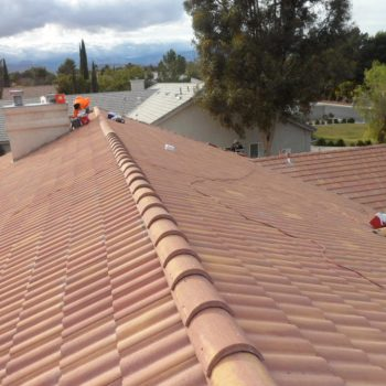 Tile Re-Roof 7